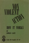 Nonviolent action: How it works by George Lakey