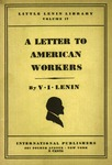 A letter to American workers