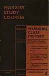 History of the working class