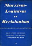 Marxism-Leninism vs. revisionism