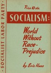 Socialism: World without race prejudice