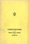 Constitution of the Federative People's Republic of Yugoslavia