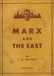 Marx and the East