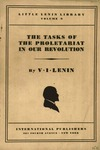 The tasks of the proletariat in our revolution