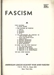 The fight against war and fascism