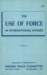 The use of force in international affairs