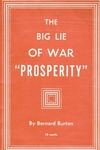 The big lie of war prosperity