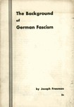 The background of German fascism