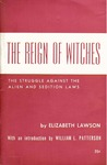 The reign of witches: The struggle against the Alien and Sedition laws, 1798-1800