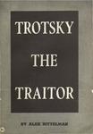Trotsky the traitor