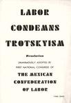 Labor condemns Trotskyism