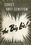 Soviet Anti-semitism: The big lie