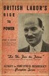 British labor's rise to power