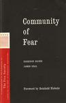 Community of fear