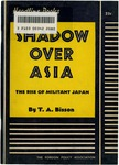Shadow over Asia: The rise of militant Japan