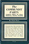 The Communist Party: Vanguard fighter for peace, democracy, security, socialism