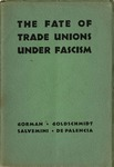 The fate of trade unions under fascism