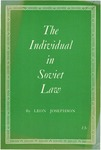 The individual in Soviet law
