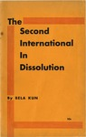 The Second International in dissolution