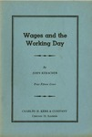Wages and the working day