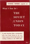 What I saw in--the Soviet Union today