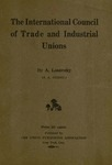 The international council of trade and industrial unions