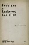 Problems of revolutionary socialism