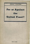 For or against the united front?