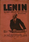 Lenin, the great strategist of the class war