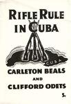 Rifle rule in Cuba