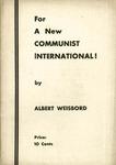 For a new Communist International