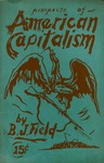 Prospects of American capitalism
