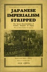Japanese imperialism stripped: The secret memorandum of Tanaka, premier of Japan