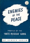 Enemies of the peace: Profile of the hate-Russia gang