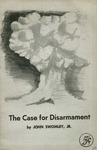 The case for disarmament