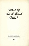 What if an A-bomb falls?