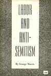Labor and anti-semitism