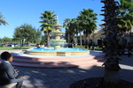 Fountain 1 by Rosen College of Hospitality Management