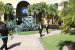 Courtyard 4 by Rosen College of Hospitality Management