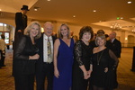 Sonia and Tony Nicholson, Lauren Rowe, Pam Sain and Dyan Goodman 2
