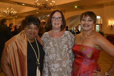 Carolyn Finnell, Kathie Canning and Susan Vernon-Devlin
