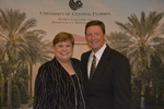 Becky Davis and Bill Davis 2 by Rosen College of Hospitality Management