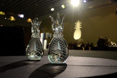 Crystal Pineapples 1