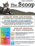The Scoop, Vol. 1 Issue 1, March 2014