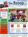 The Scoop, Vol. 1 Issue 9, December 2014