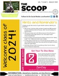 The Scoop, Vol. 7 Issue 5, August 2020 by Health Sciences Library