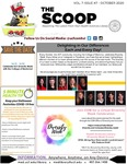 The Scoop, Vol. 7 Issue 7, October 2020 by Health Sciences Library