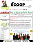 The Scoop, Vol. 7 Issue 9, December 2020 by Health Sciences Library