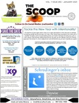 The Scoop, Vol. 7 Issue 10, January 2021 by Health Sciences Library