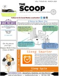 The Scoop, Vol. 7 Issue 12, March 2021 by Health Sciences Library